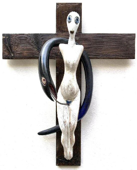 Crucified Goddess 8